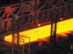تولید فولاد خام در اوکراین رو به کاهش