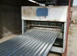 فروش یک عدد دستگاه تولید ورق سینوسی گالوانیزه